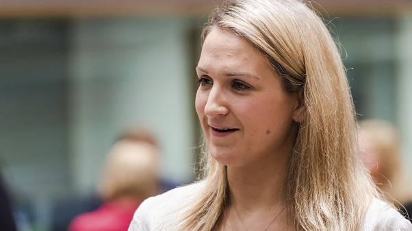 "Justice Minister Helen McEntee said the new legislation would be brought before the Irish Parliament ""next month""."