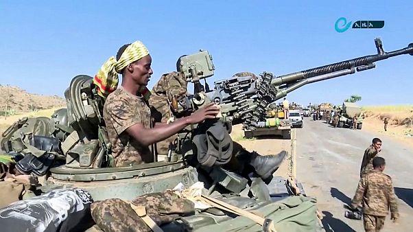 نبردهای قومی در شمال اتیوپی