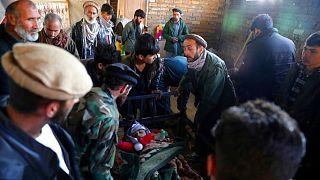 حمله راکتی و انفجار بمب در کابل