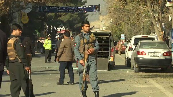 Ракетный обстрел Кабула