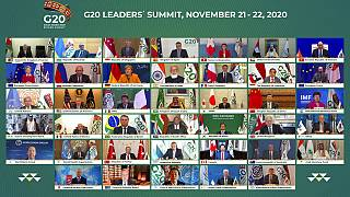 G20 summit opens in Saudi with call for united response to pandemic