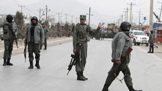 Afgan güvenlik güçleri (arşiv)