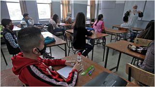 أحد الفصول الدراسية في الجزائر