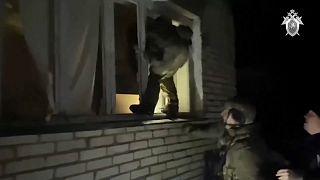 عملية تحرير صبي روسي عمره 7 سنوات وقع ضحية اختطاف