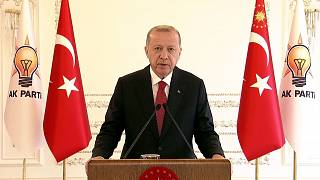 Cumhurbaşkanı Erdoğan: Geleceğimizi AB ile kurmayı tasavvur ediyoruz