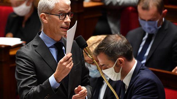 Fransa Ticaret Bakanı Franck Riester