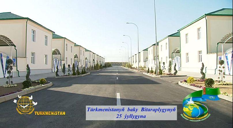 Ekran Görüntüsü/Türkmenistan TV