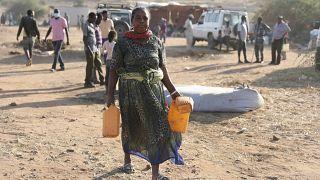 34.000 etíopes huyen a Sudán del conflicto en Tigray
