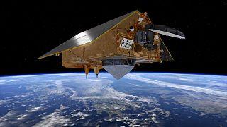 Sentinel-6 uydusu