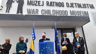 25 ans des accords de Dayton : un futur européen pour la Bosnie-Herzégovine?