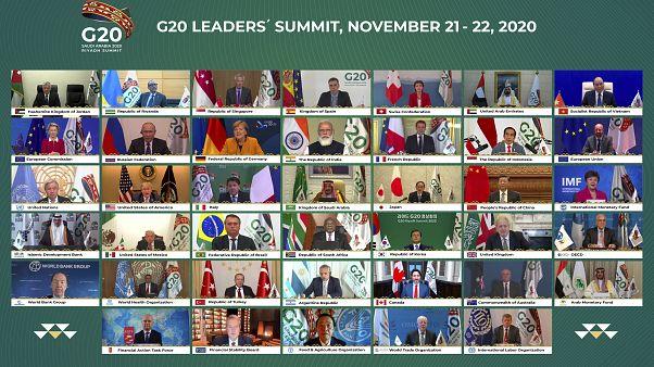 Le Covid-19 et l'accès aux vaccins au cœur des discussions du G20