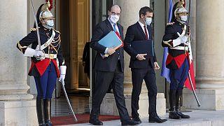 رئيس الوزراء الفرنسي جان كاستكس
