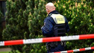 پلیس آلمان (عکس از آرشیو)