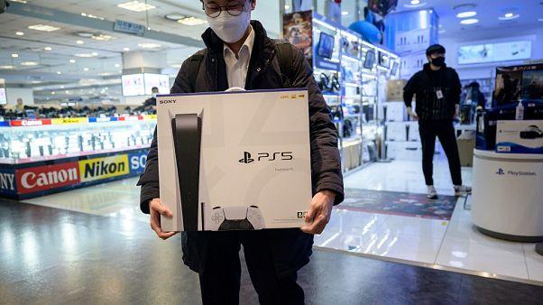 PS5 in Südkorea