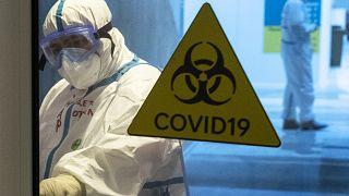 Ρωσία: Ρεκόρ θανάτων από COVID-19