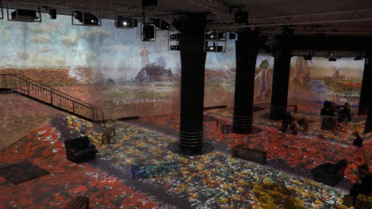 Realidade virtual conquistou terreno no mundo cultural