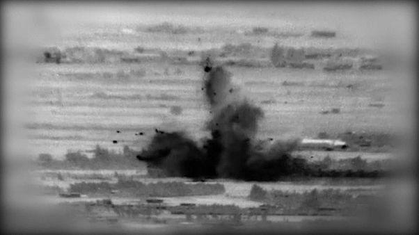 سلسلة الغارات الإسرائيلية الأخيرة على سوريا 18-11-20