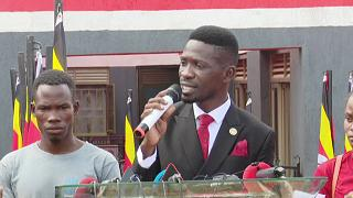 Bobi Wine vows to keep campaigning after deadly violence, charges