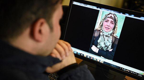 مژگان، زنی که در فهرست زندانیان طالبان بود