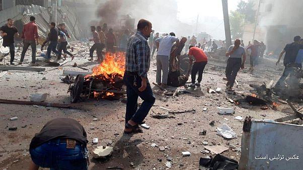 Syrian Civil Defense White Helmets