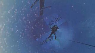 deepest diving