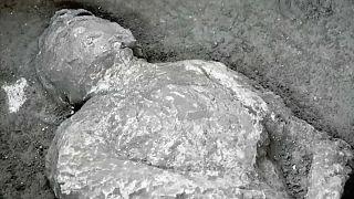 Pompei, i due corpi ritrovati
