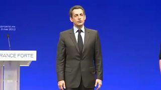 Julgamento de Nicolas Sarkozy que está acusado de corrupção