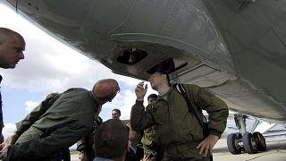 Американский самолёт-разведчик в Чехии, 2007 г.