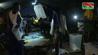 Vote count underway in Burkina Faso