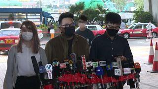 Hong Kong : l'activiste Joshua Wong en détention provisoire