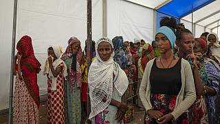 Ethiopia Conflict: The story of a pregnant refugee