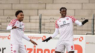 Mateta scores hat-trick while Ajax thrash Heracles Almelo 5-0