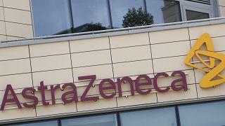 Archives : locaux du groupe pharmaceutique AstraZeneca à Cambridge, le 18 juillet 2020