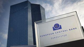 مقر البنك المركزي الأوروبي  فرانكفورت، ألمانيا الغربية