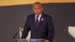 رئيس الاتحاد الافريقي أحمد أحمد