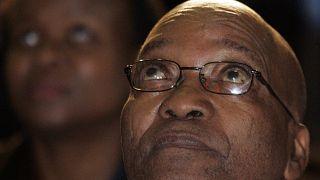 Plainte pénale déposée contre Jacob Zuma