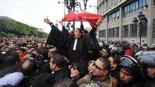 شرارة انتفاضات الربيع العربي قبل عقد من الزمن- تونس