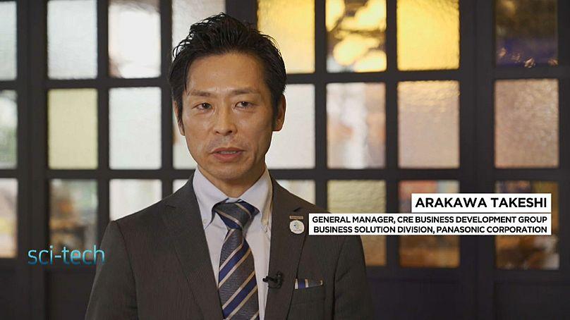 Arakawa Takeshi