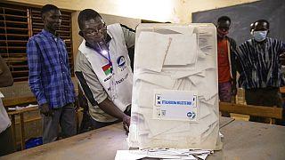 Dépouillement en cours au Burkina Faso