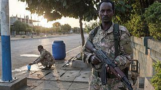 Il conflitto nel Tigrè - Etiopia