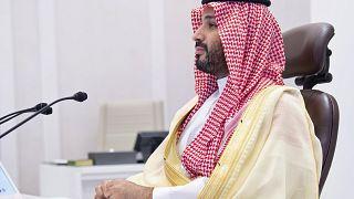 Mohammed bin Salman im November 2020