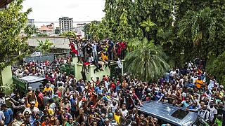 Guinea bans political protests, citing pandemic
