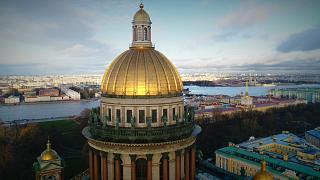 Exploring Saint Petersburg's rich history and modern charms