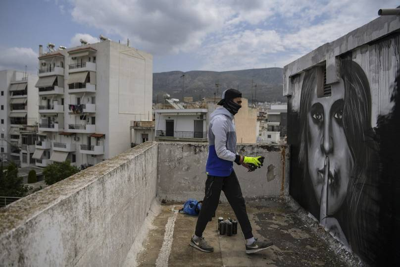ARIS MESSINIS/AFP or licensors