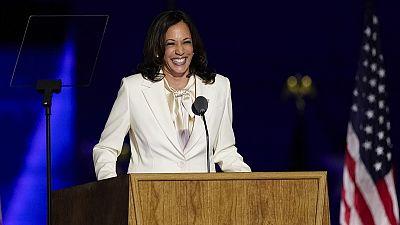 US VP-Elect Harris Echoes Black Girl Magic Among African Women