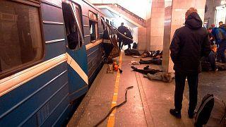 بمبگذاری در مترو مسکو در سال ۲۰۱۰