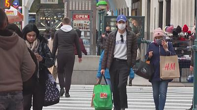 Will consumer demand outstrip supply in the U.S. running up to Christmas?