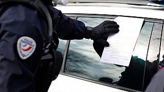 غرامة مالية بـ135 لرجل انتهك قواعد الإغلاق في فرنسا