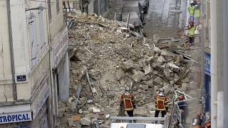 Eight people were killed when two city centre buildings collapsed in November 2018.