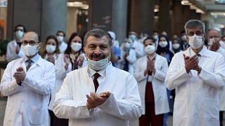 Sağlık Bakanı Koca / Arşiv